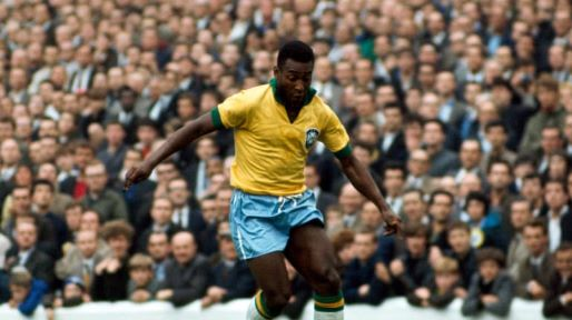 Pelé joueur